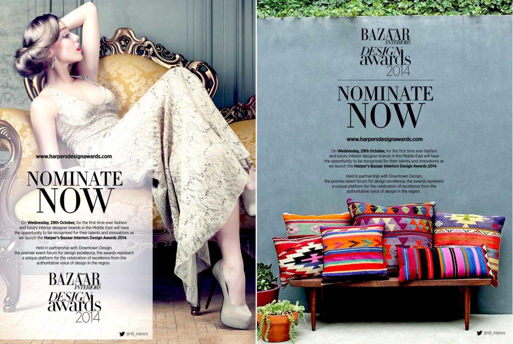 Harpers Bazaar Interiors