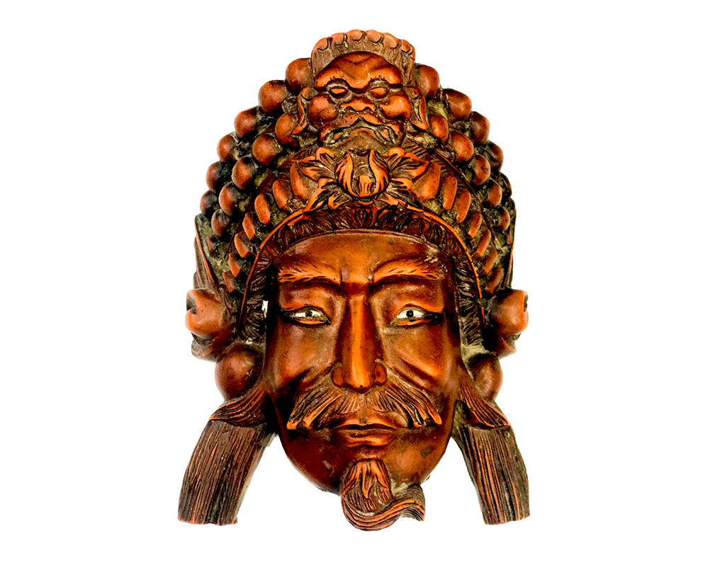 Face Statue